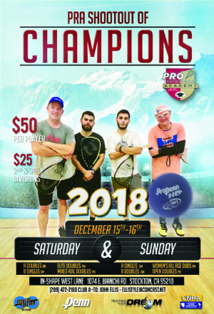 2018 SHOOTOUT OF CHAMPIONS