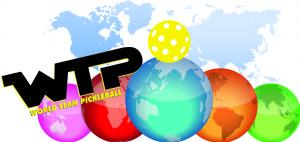 Pickleball Tournament in Surprise, AZ USA