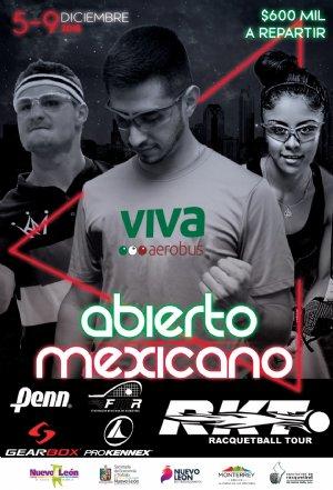 Racquetball Tournament in San Nicolás, NL MEX