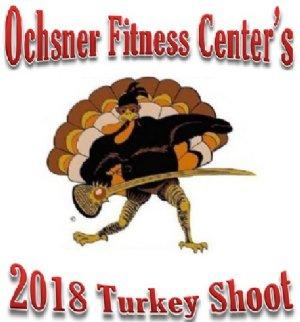 Ochsner Fitness Center's 2018 Turkey Shoot