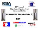 The 28th Annual ICHA/ Berkowitz II High School Spring Meet