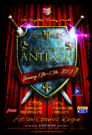 2019 KNIGHTS OF ANTIOCH SHOOTOUT