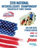2019 National Intercollegiate Racquetball Championships
