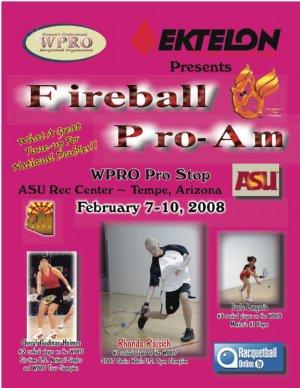 Racquetball Tournament in TEMPE, AZ