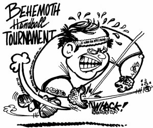 28th Annual Behemoth Handball Tournament