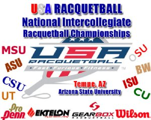 Racquetball Tournament in TEMPE, AZ USA
