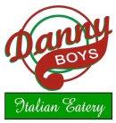 DANNY BOY'S 2009  WINTER OPEN