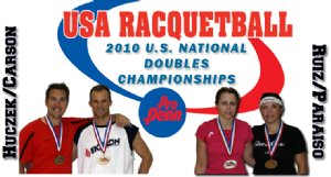 2010 USAR 43RD NATIONAL DOUBLES CHAMPIONSHIPS