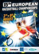 15th European Racquetball Championships 2009