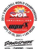 2011 WOR 3 Wallball World Championships