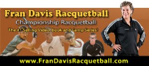 Fran Davis Racquetball Camp - San Francisco, CA - 2018