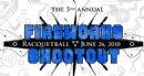 2010 - 5th Annual Fireworks Racquetball Shootout