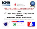 2013 NYC Council Speaker's Cup Handball Championships