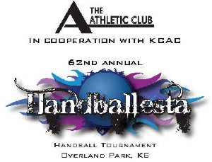 Handball Tournament in Overland Park, KS USA