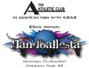 62nd Annual Handballesta Handball Tournament