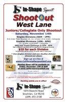 In-Shape Junior/Collegiate Shootout West Lane