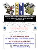 CNRA Northern California/Nevada Junior Championships