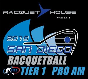 Racquetball Tournament in National City, CA USA
