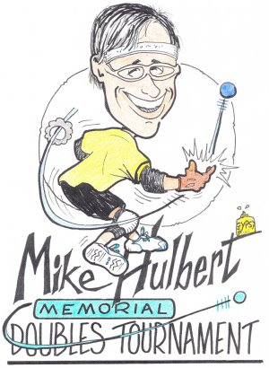9th Annual Mike Hulbert Memorial Doubles Tournament