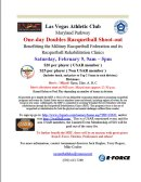 MRF Fundraiser at LVAC
