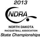2013 ND  North Dakota Racquetball Association State Championships
