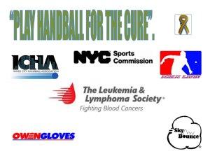 Handball Tournament in New York, NY USA