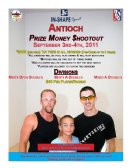 Antioch Prize Money Shootout