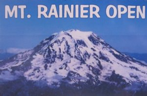 Mt Rainier Open