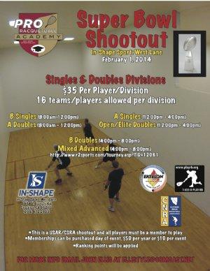 Racquetball Tournament in Stockton, CA, CA USA