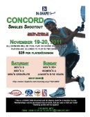 In-Shape Concord Singles Shootout