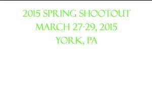 2015 SPRING SHOOTOUT