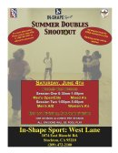 In-Shape Summer Doubles Shootout