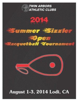 Racquetball Tournament in Lodi, CA USA