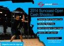 2014 Suncoast Open Cash Shootout