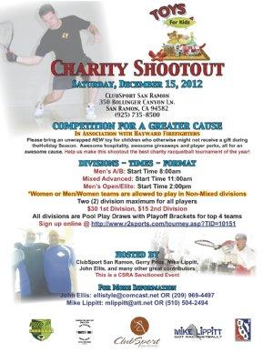 Racquetball Tournament in San Ramon, CA, CA USA