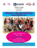 In-Shape Women's Racquetball Day