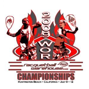 Racquetball Tournament in HUNTINGTON BEACH, CA