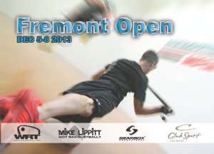 Racquetball Tournament in Fremont, CA USA