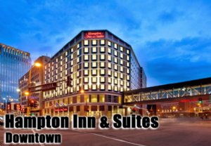 Hampton Inn & Suites Mpls Downtown Hotel in Minneapolis MN