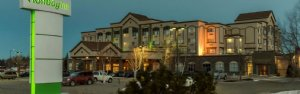 Holiday Inn Lethbridge Hotel in Lethbridge AB