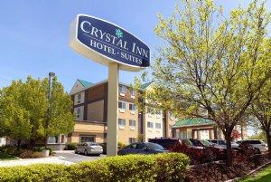 Crystal Inn Hotel & Suites Hotel in Salt Lake City UT
