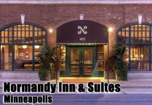Normandy Inn Hotel in Minneapolis MN