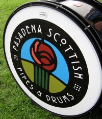Pasadena Scottish Pipes & Drums G3