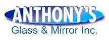 Anthonys Glass Logo