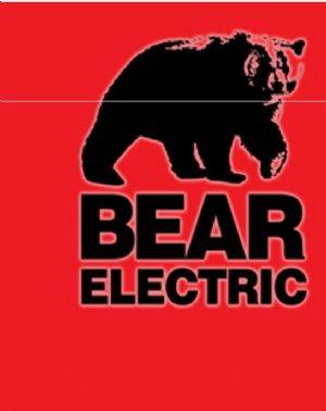 Bear Electric Logo