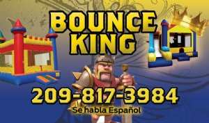 Bounce King Logo