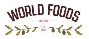 World Foods Logo