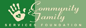 Community & Family Services Foundation Logo