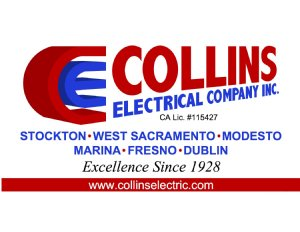 Collins Electric Logo