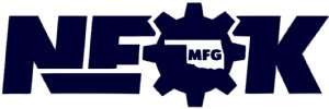 Northeast Oklahoma Manufacturing Logo
